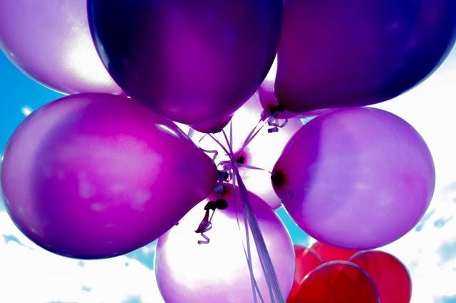balloon bouqet