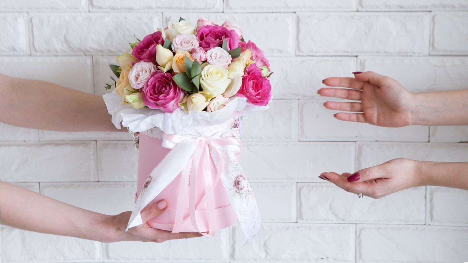 Know how flowers can make them feel special